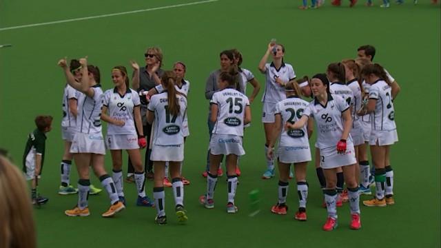 testLes dames du Waterloo Ducks n'iront pas en finale