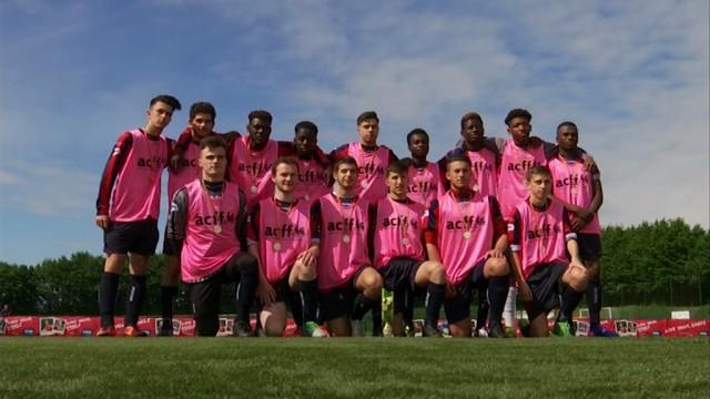 testLes jeunes de l'AFC Tubize, stars du gala inter-provincial de l'ACFF