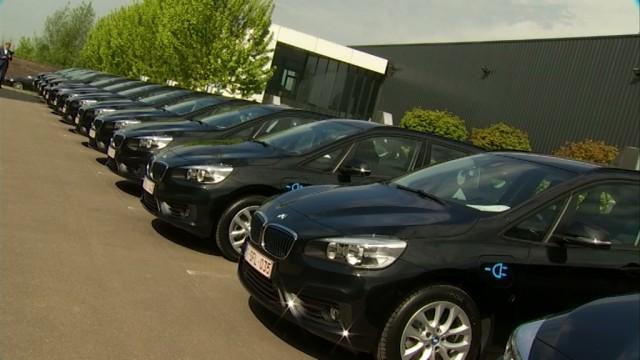 Netika innove avec une flotte électrique et hybride de 31 véhicules
