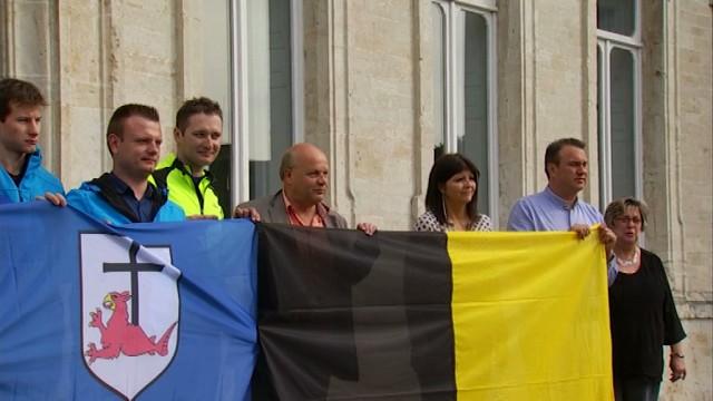 1210 kilomètres à vélo de la Pologne à Jodoigne pour la bonne cause