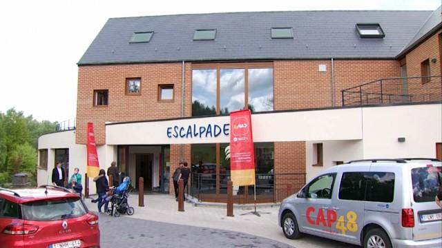 L'Escalpade de Louvain-la-Neuve accueille CAP 48
