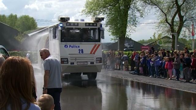 2000 personnes aux portes ouvertes de la zone de police Nivelles-Genappe