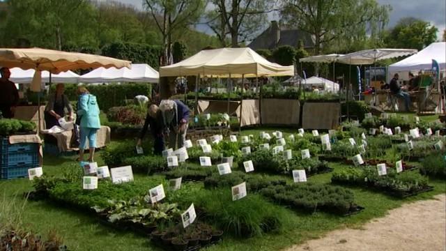 Le premier Festival des Jardins à l'Abbaye de Villers