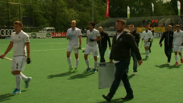 Battus, les Waterloo Ducks n'iront pas en Euro Hockey League