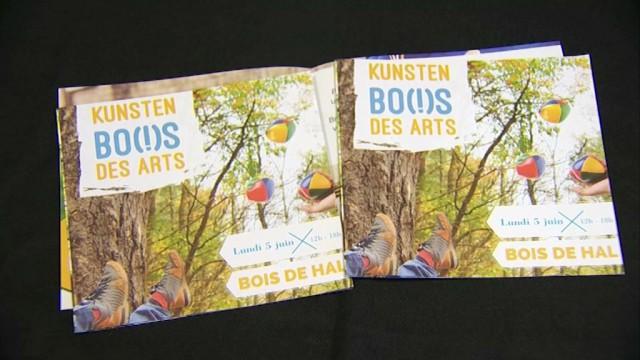 testPas de frontière linguistique pour Kunsten BO(!)S des arts