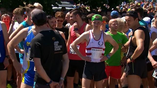Le Jogging du Buchet victime de la chaleur et des 20km de Bruxelles
