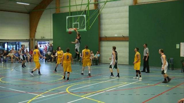 testLe Royal Waterloo Basket, tête d'affiche du All Star Game