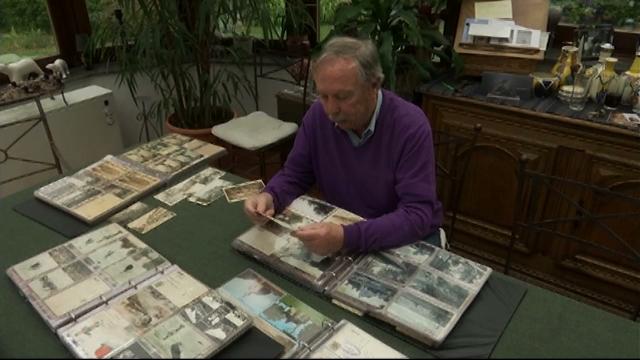 Nivelles Recto verso à travers les cartes postales de Jean Vandendries