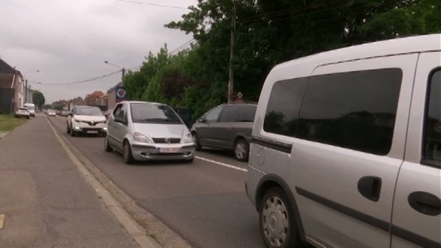 N238 fermée : énormes embarras de circulation à Limal !