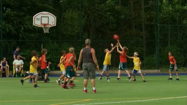 testLe mini-basket pour apprendre progressivement en s'amusant