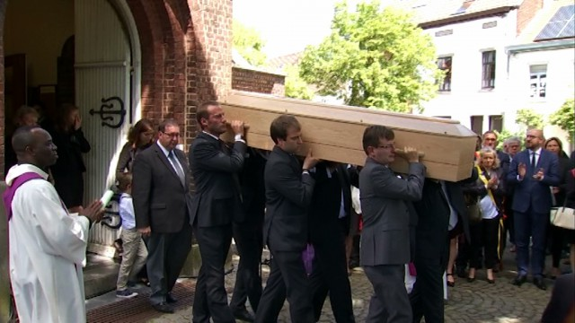 Rixensart a dit adieu à Jean Vanderbecken