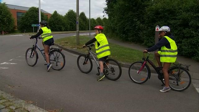 Brevet cycliste pour 400 écoliers