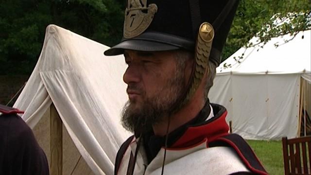 Week-end historique sur le champ de bataille