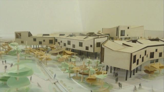 La commune de Genappe accorde un terrain provisoire à l'école NESPA
