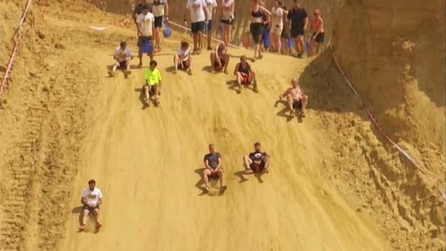 6000 participants : énorme succès pour la Sand Race de Mont-Saint-Guibert