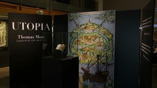 testBack to Utopia au Musée Wellington de Waterloo