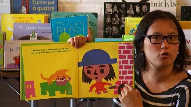 Lire pour les tout-petits, tout un art !