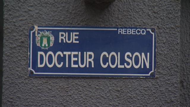Noms de rues: qui était le docteur Colson?