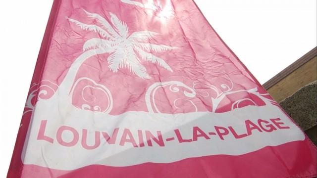 Louvain-la-Plage: c'est parti jusqu'au 6 août!