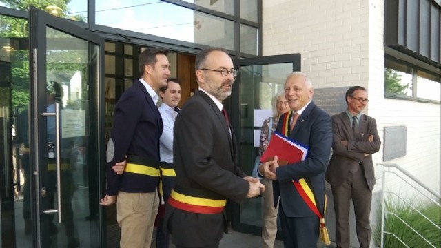 testMont-Saint-Guibert: Joyeuse entrée du Gouverneur