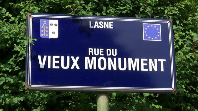 Séries de l'été: Lasne: Rue du Vieux Monument