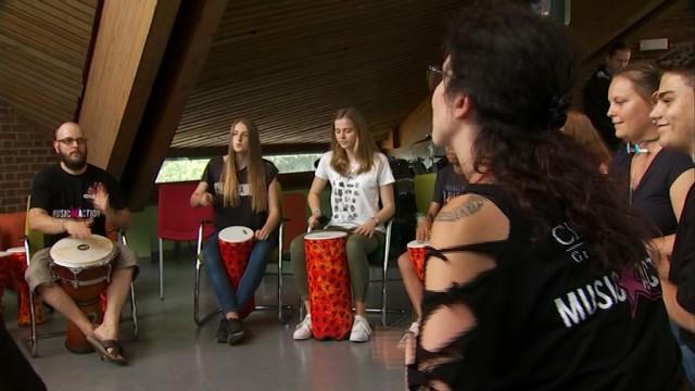 Série de l'été : Au coeur du stage Music'Action