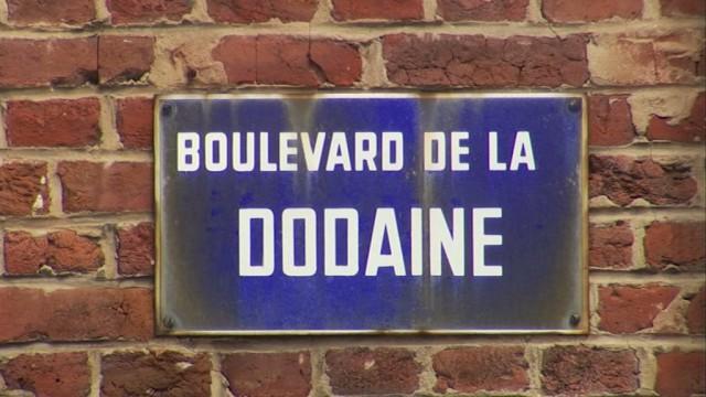 Noms de rues #4 : Boulevard de la Dodaine à Nivelles