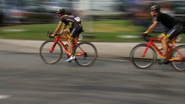 Le Tour de Wallonie : 40 km puis s'en vont !