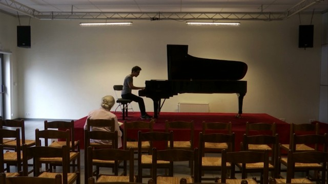 Wavre : Master Class de Piano