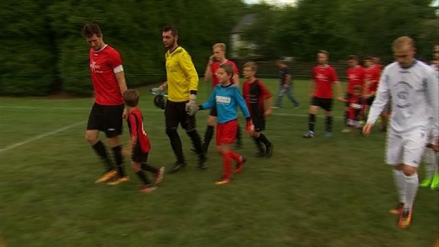 testFootball : Mont-Saint-Guibert proche de l'exploit en Coupe de Belgique