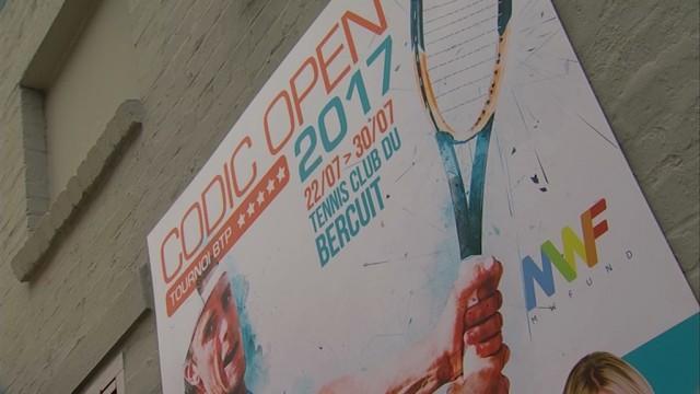testTennis : 426 joueurs au Codic Open de Grez-Doiceau