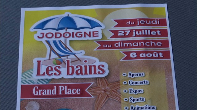 Jodoigne : bilan Jodoigne-les-Bains