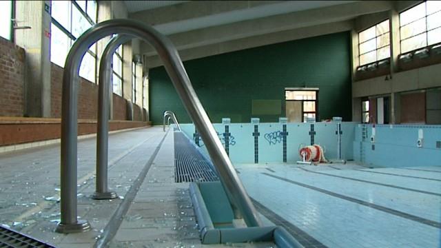 Braine-l'Alleud : 1ère phase des travaux pour la piscine