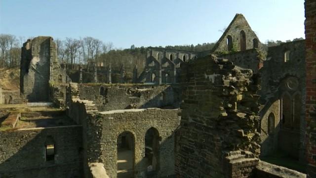 Villers-la-Ville : nouveautés à l'abbaye et rappel des activites