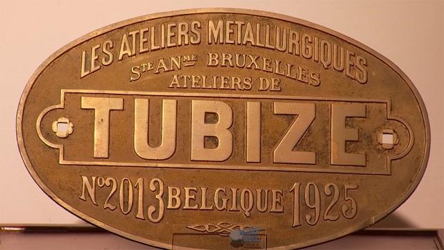 Tubize : Les ateliers de Tubize au Musée de la Porte