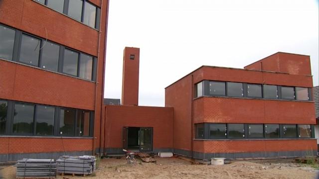 Tubize : Rentrée reportée pour la nouvelle école de Saintes