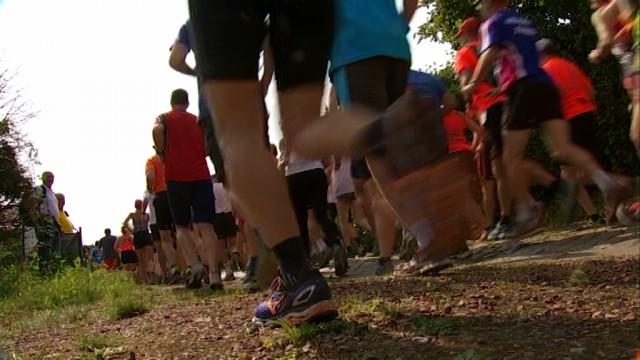Athlétisme : Jogging de Gastuche