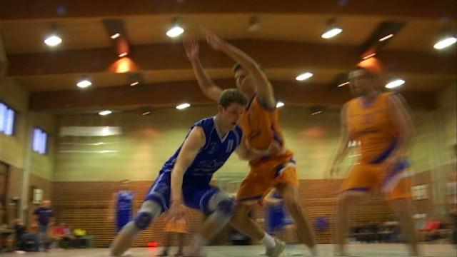Basket-ball : Castors Braine - Speedy MSG