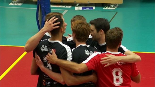testVolley-ball : BW Nivelles - Waremme