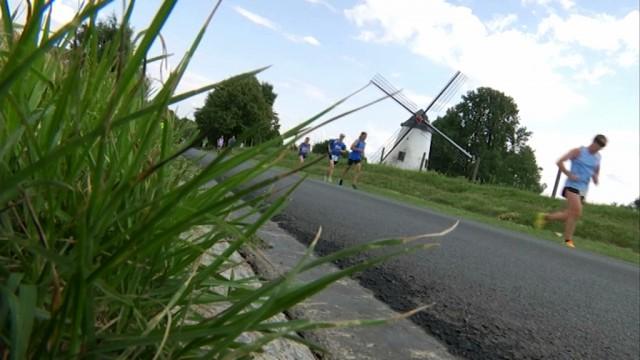 Athlétisme : Jogging de Sart-Risbart