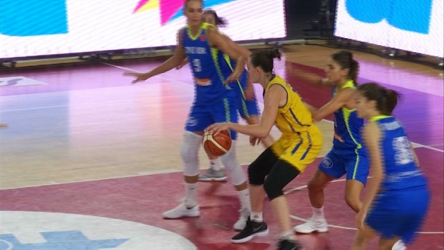 Basket : Castors Braine - Prague (BSCA Take-Off Trophy)