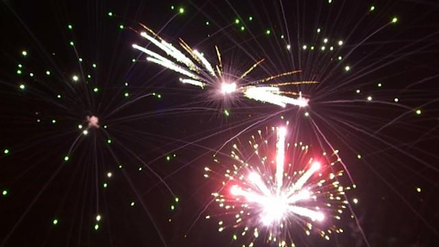 La Nuit de feux a illuminé le Domaine provincial d'Hélécine