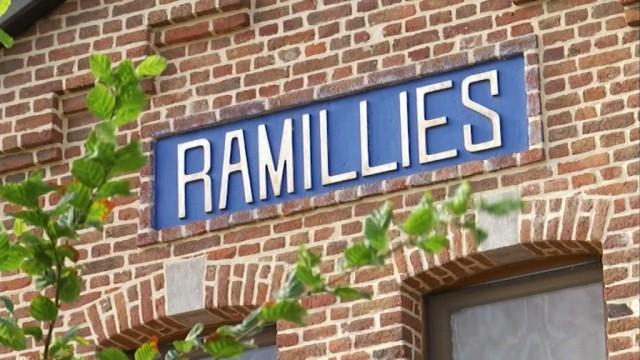 La gare de Ramillies, décor des Journées du Patrimoine