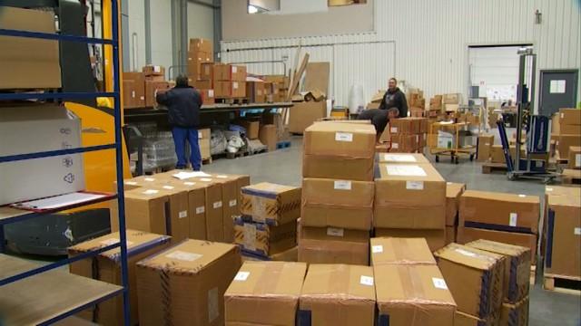 L'entreprise de travail adapté Axedis regroupe ses activités à Limal