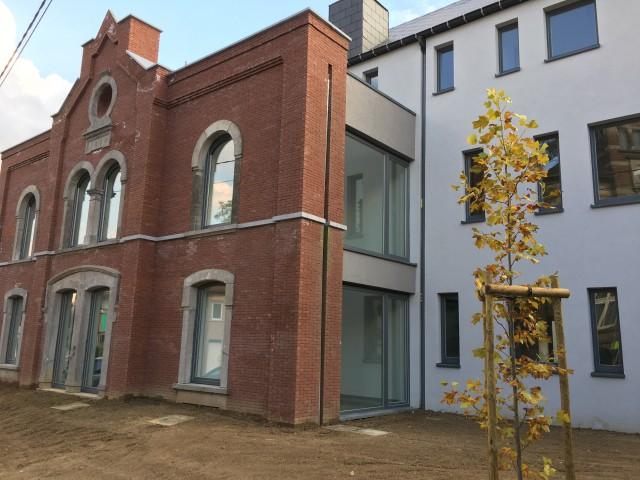 Genval transforme son ancienne école communale en logements