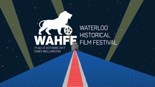 Tapis rouge pour le 5ème WAHFF à Waterloo