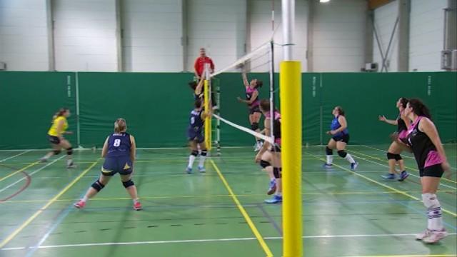 Volley : la passe de trois pour les Smashing Girls de Limal-Ottignies en D3A