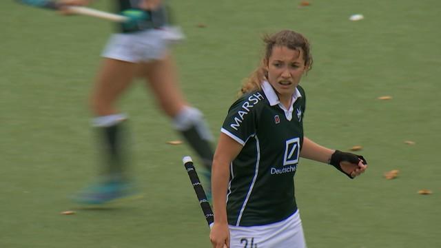 A 19 ans, Sophie Limauge est la plaque tournante des Waterloo Ducks