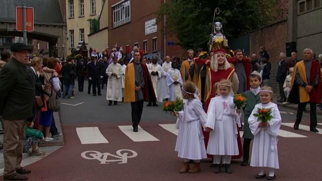 testLe 741ème Tour Sainte-Gertrude de Nivelles en images !