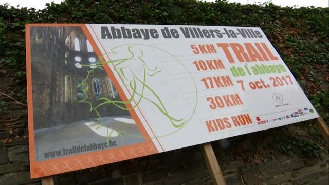 Une participation record en vue pour le Trail de l'Abbaye de Villers ?